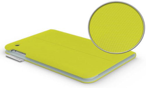 Logitech Folio Protective Case for iPad® mini - Acid Yellow