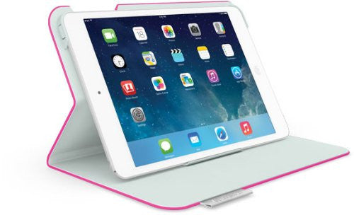 Logitech Folio Protective Case for iPad® mini - Fantasy Pink