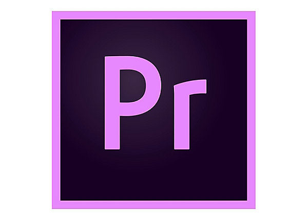 Adobe Premiere Pro CCLevel 13 50 - 99 (VIP Select 3 year commit)