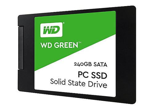 Western Digital Green 3D NAND SSD SATA 240GB
