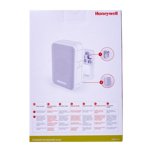 HONEYWELL WIRED DOORBELL HW-DW311S