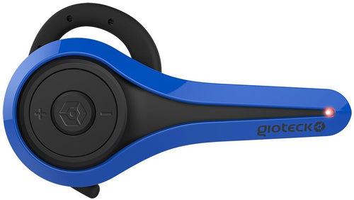 PS4/PS3/PC/MAC/MOBILE GIOTECK BLUETOOTH HEADSET LP1 - BLUE