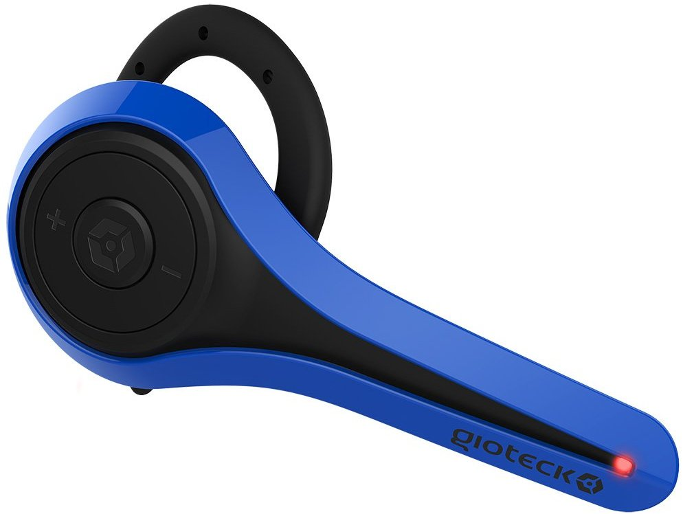 Ps4 Ps3 Pc Mac Mobile Gioteck Bluetooth Headset Lp1 Blue Zyngroo