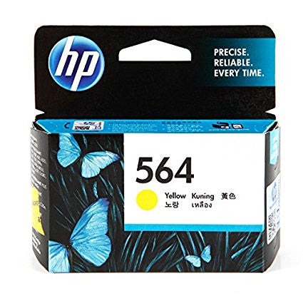 HP  YELLOW INK CARTRIDGE CB320WA
