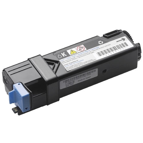 Dell - 2000-Page Black Toner Cartridge for 1320c Printer 592-11262