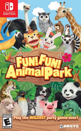 NSW Fun Fun Animal Park (R1) - PRE ORDER