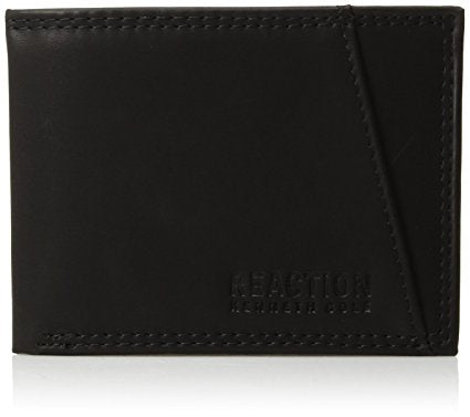 Kenneth Cole REACTION Men's Rfid Blocking Slim Billfold Security Wallet