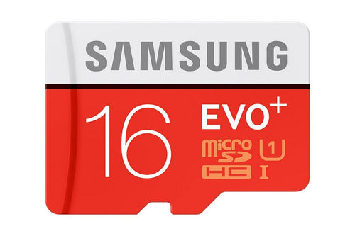 OTG with Samsung Micro SD 16GB EVO