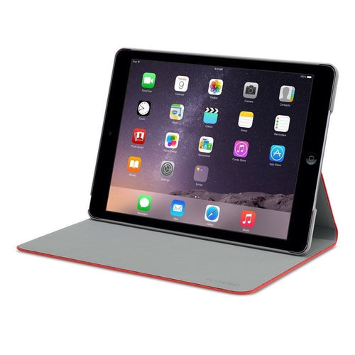 Logitech Folio Protective Case for iPad Air  - Mars Red Orange