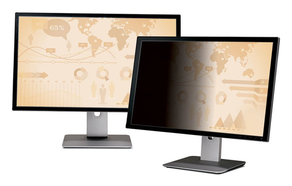 3M - Framed Privacy Filter for 24 in Widescreen Monitor 16:9 AR (24 Inches)