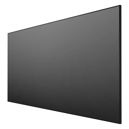 ViewSonic - BCP120 120-Inch Home Theater Screen for Ultra Short Throw Projectors