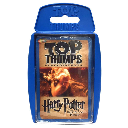 Top Trumps HP & Half Blood Prince