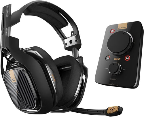 Bluemouth A40TR + MIXAMP PRO TR BLK (PS4/PS3/PC)