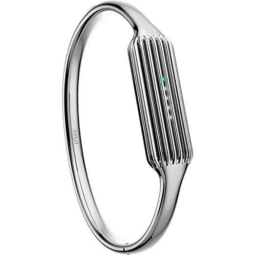Flex 2 Accessory Bangle Silver - Large