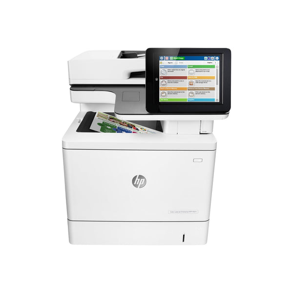 HP Color LaserJet Ent MFP M577f Printer