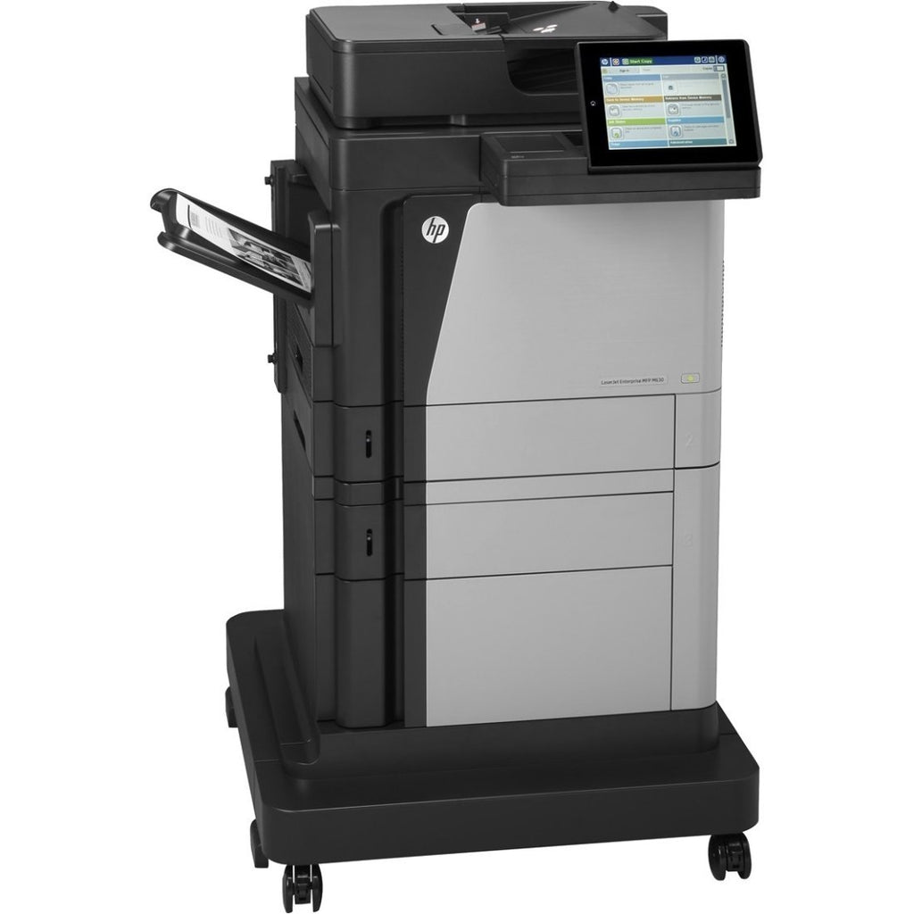 HP LaserJet Enterprise MFP M630f Printer