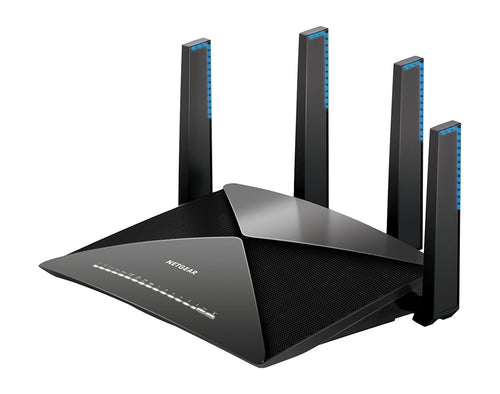 NetGear - NightHawk X10 AD7200 R9000 MU-MIMO Tri-Band Smart Router