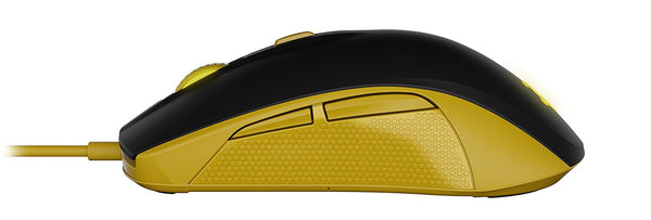 STEELSERIES RIVAL100 MOUSE - PROTON YELLOW