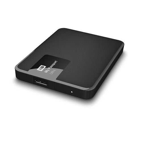 SanDisk WD Passport 1TB Black