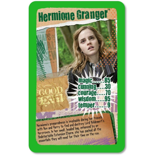 Top Trumps HP & Deathly Hallows