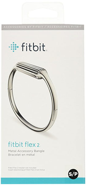 Flex 2 Accessory Bangle Silver - Small