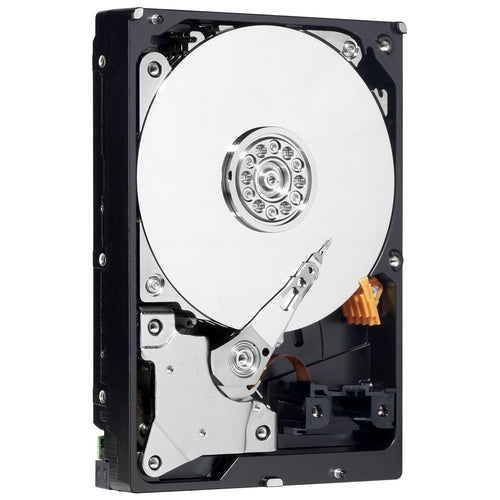 "Western Digital  3.5"" Int HDD 500GB (Black)"