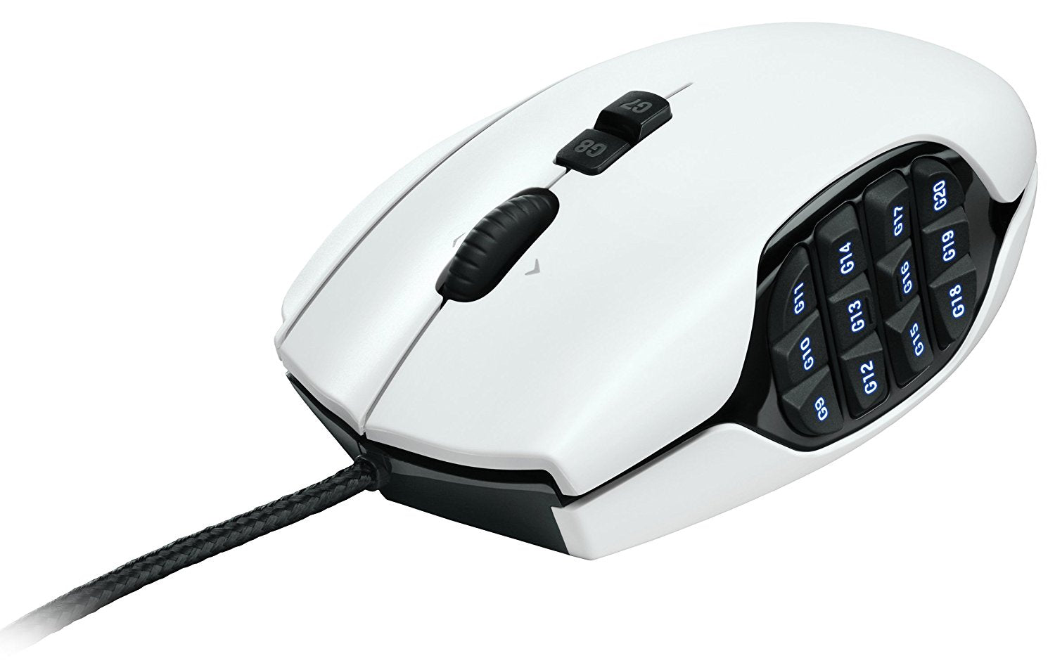 Logitech Gaming Mouse G600 Usb Zyngroo
