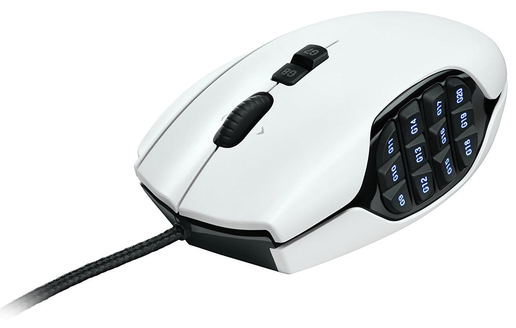 newest logitech gaming mouse