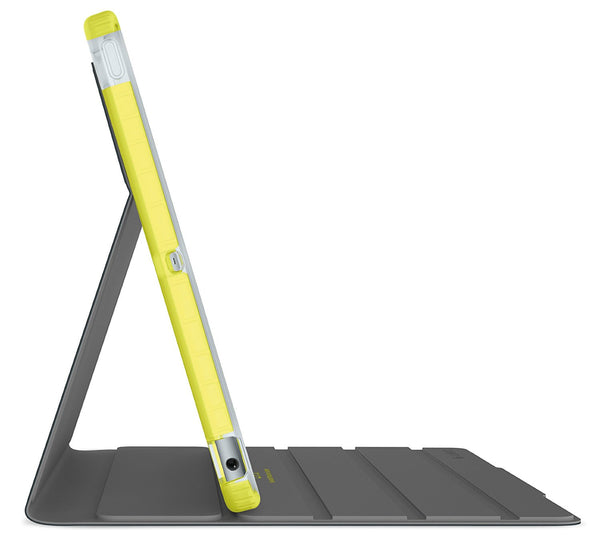 Logitech Big Bang Impact-protective thin and light case For iPad mini and iPad mini with Retina display -Super Fluro