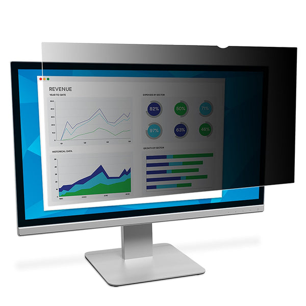 3M - PF20.0W9  Desktop Privacy Filter Widescreen 16:9 AR (20 Inches)
