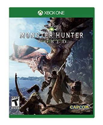 XB1 MONSTER HUNTER WORLD
