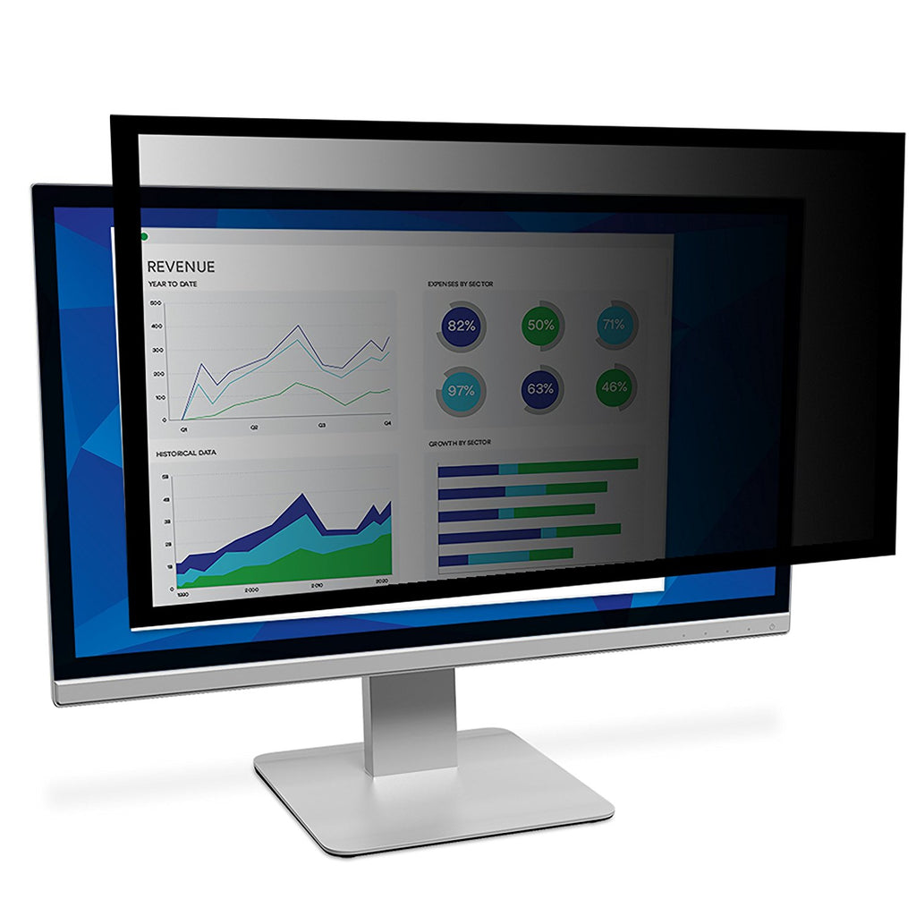 3M - Framed Privacy Filter for 18.5 Inches Widescreen Monitor (16:9)