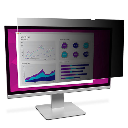 "3M™- High Clarity Privacy Filter for 23.8"" Widescreen Monitor (16:9 aspect ratio)"