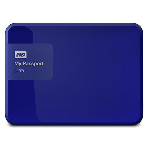 SanDisk WD Passport 1TB Blue