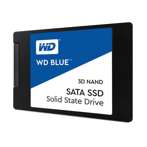 Western Digital BLUE 3D NAND SSD SATA - New -500GB