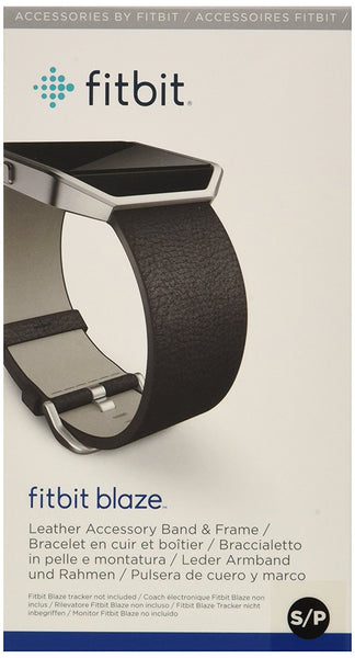 Blaze Accessory Band Leather Black - Small