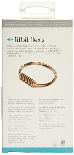 Flex 2 Accessory Bangle Rose Gold - Large