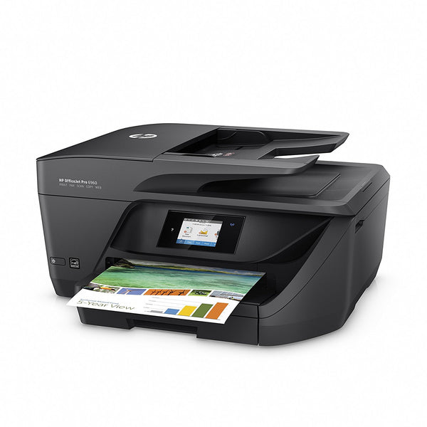 HP OfficeJet Pro 6960 All in One Printer