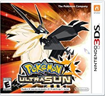 N-3DS POKEMON ULTRA SUN