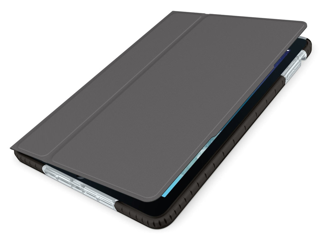 Logitech Big Bang Impact-protective thin and light case For iPad Air -Forged Graphite