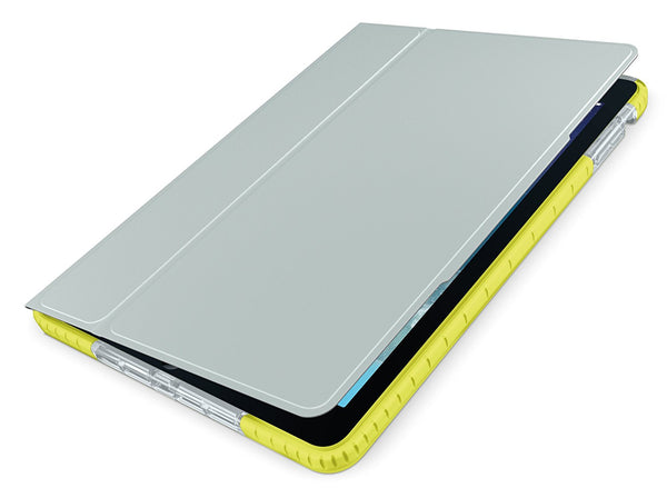 Logitech Big Bang Impact-protective thin and light case For iPad Air -Super Fluro