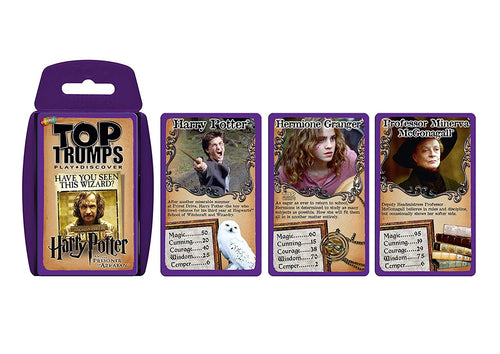 Top Trumps HP & Prisoner of Azkaban