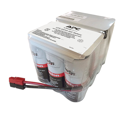 APC Replacement Battery Cartridge # 136