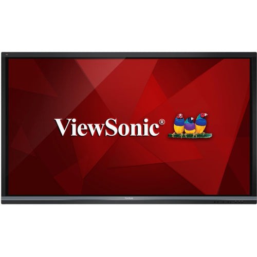 "Viewsonic - Advanced 86"" Ultra HD ViewBoard Interactive Flat Panel"