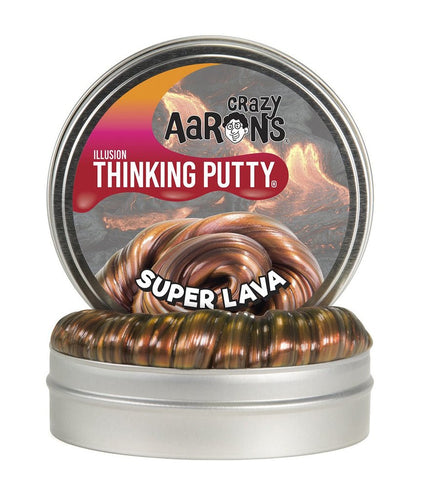 SUPER LAVA- Crazy Aaron's thinking putty
