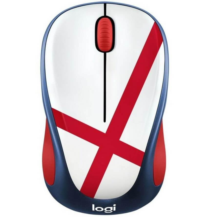 Logitech M238 Fan Collection Wireless Mouse England Zyngroo M590 Multi Device Silent