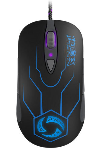 STEELSERIES SENSEI RAW MOUSE HERO OF STORM