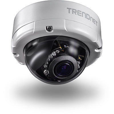 Trendnet Outdoor PoE 4MP Varifocal Day/Night Network Camera