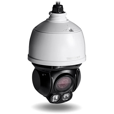 Trendnet Outdoor 2 MP Full HD PoE+ IR Mini Speed Dome Network Camera