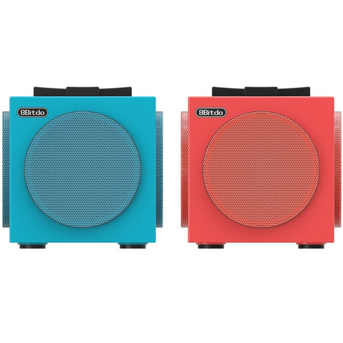 PC/MOBILE/SWITCH 8BITDO TWINCUBE SPEAKERS
